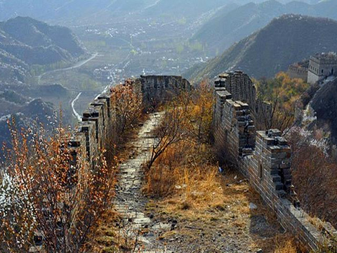 齐长城遗址旅游景点图片