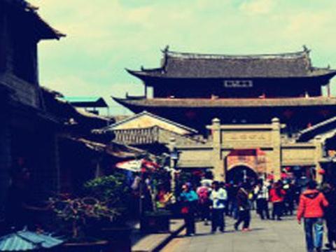 双廊雅集旅游景点图片