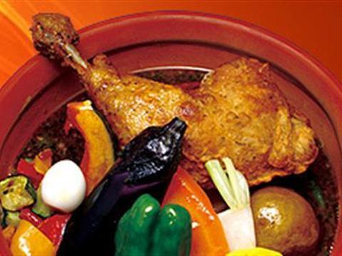Picante汤咖喱旅游景点图片
