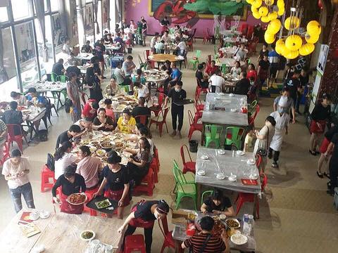 味道工厂楚虾王(龙虾城店)旅游景点图片