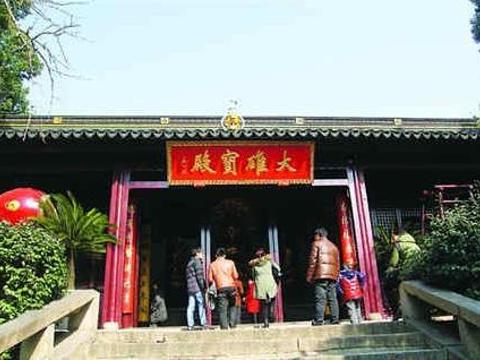 虎丘大殿旅游景点图片