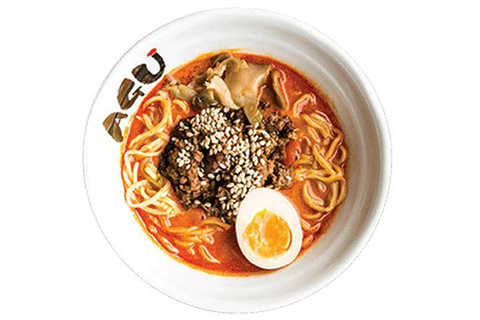 AGU Ramen at Saint Louis Alumni Association