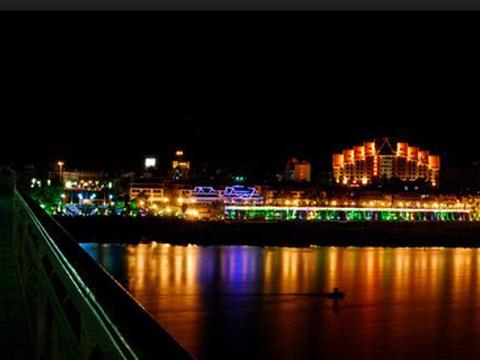 傣江南国际风情美食酒吧街旅游景点图片