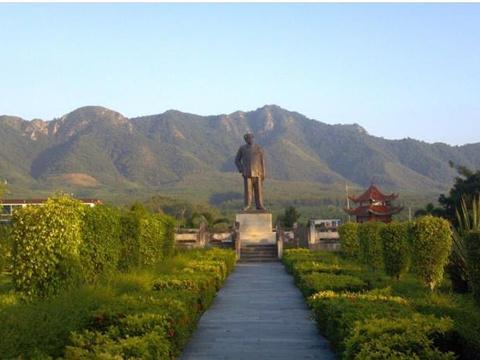 毛公山旅游景点图片