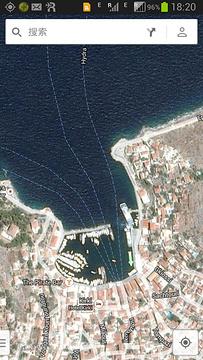 伊兹拉岛旅游景点攻略图