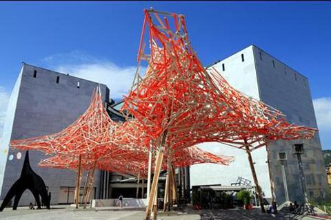 现代及当代艺术博物馆