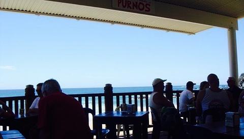 Purnos On The Beach Cafe