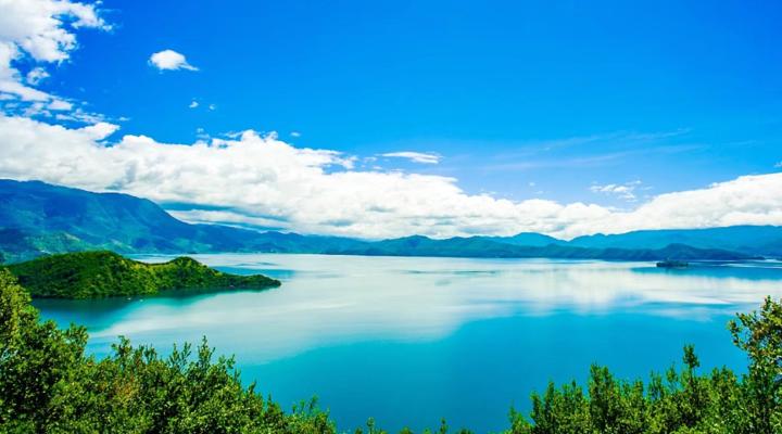 泸沽湖旅游图片