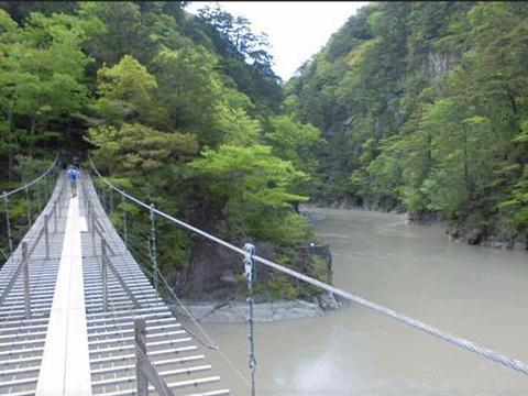 梦之吊桥旅游景点图片