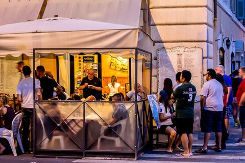 Trattoria-Pizzeria Luzzi
