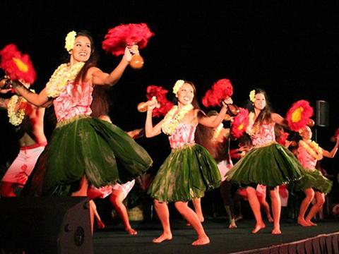 Royal Lahaina Luau旅游景点图片