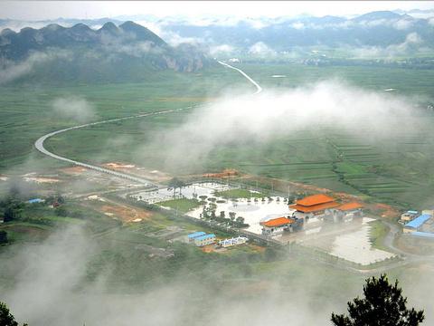 大明山旅游景点图片