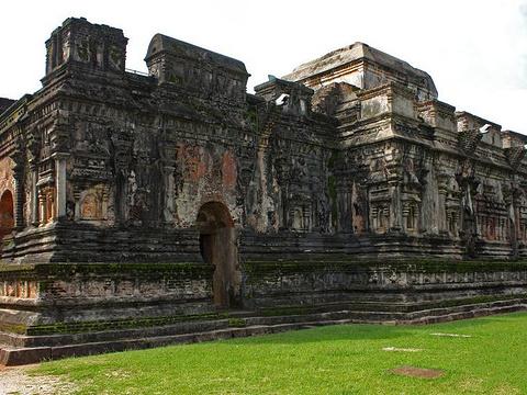 睹波罗摩佛殿旅游景点图片