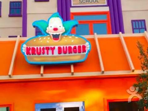 Krusty Burger旅游景点图片