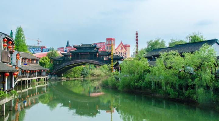 宋城旅游图片