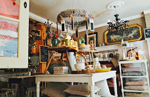 Café Zuckerstueck的图片