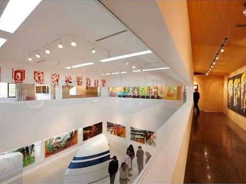 当代艺术博物馆旅游景点图片