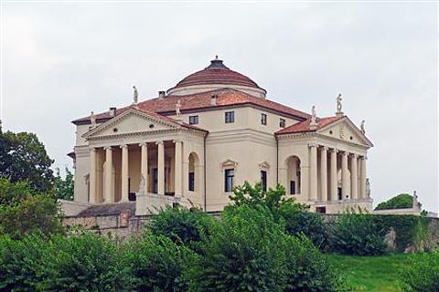 圆厅别墅的图片