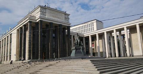 俄罗斯国立图书馆