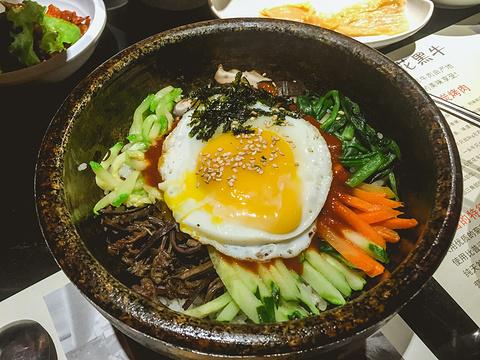 农乐园炭火烤肉(西城永捷店)