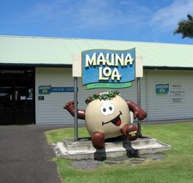 Mauna Loa坚果工厂
