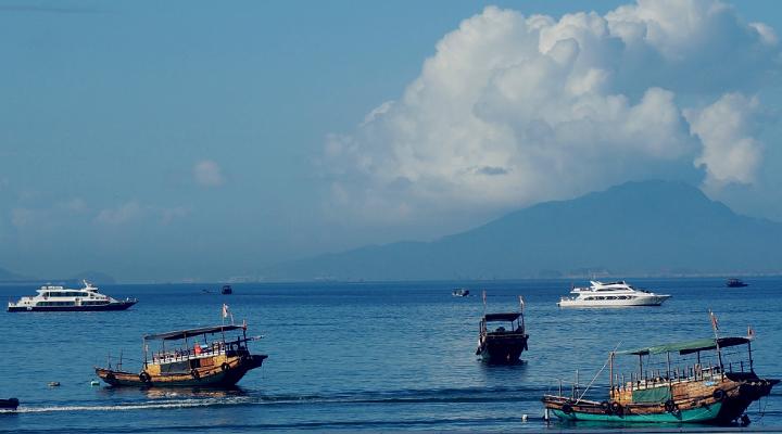 巽寮湾旅游图片