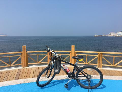 环海路风景线骑行