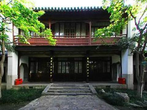 孙中山起居室旅游景点图片