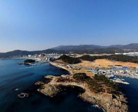 松亭海水浴场的图片