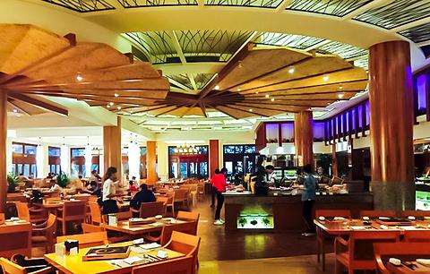 金茂三亚丽思卡尔顿酒店鲜坊自助西餐厅
