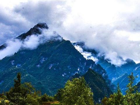 云屏三峡旅游景点图片