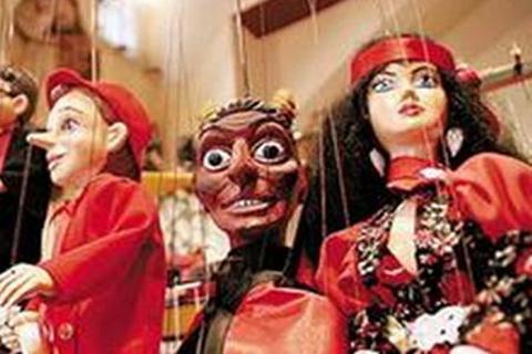 巴勒莫国际木偶博物馆