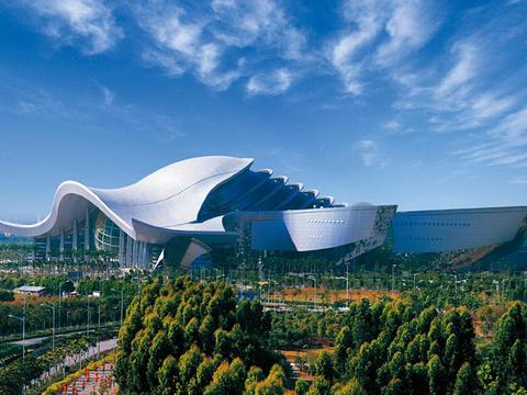 广东科学中心旅游景点图片