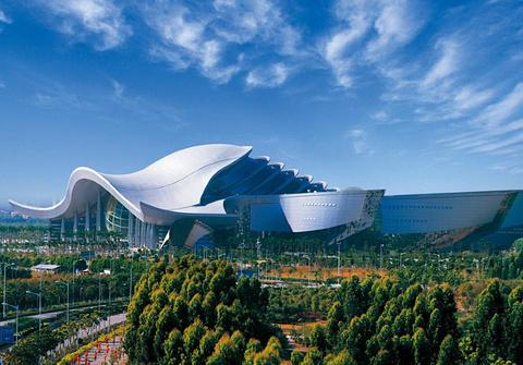 广东科学中心的图片