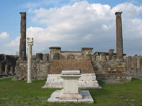 阿波罗神庙旅游景点图片