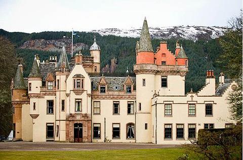 英国城堡旅游景点攻略图