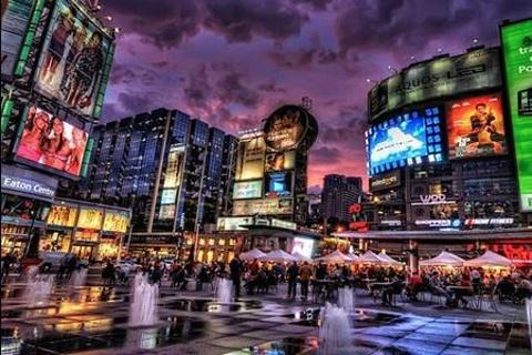 央–登打士广场