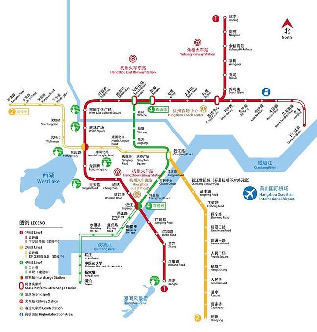 市内交通图片