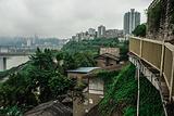 重庆山城步道