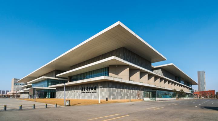 辽宁省博物馆旅游图片