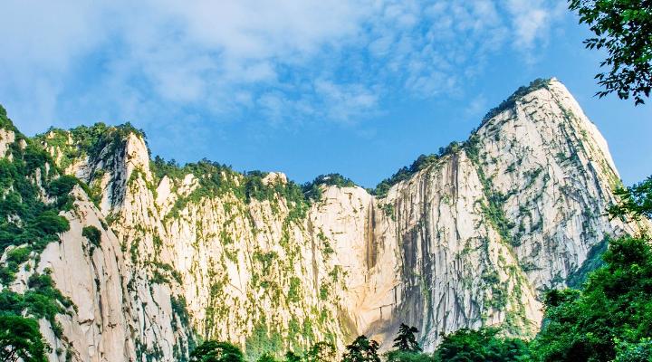 华山旅游图片