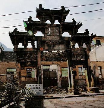 昌溪古镇旅游景点攻略图