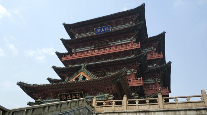 滕王阁旅游图片