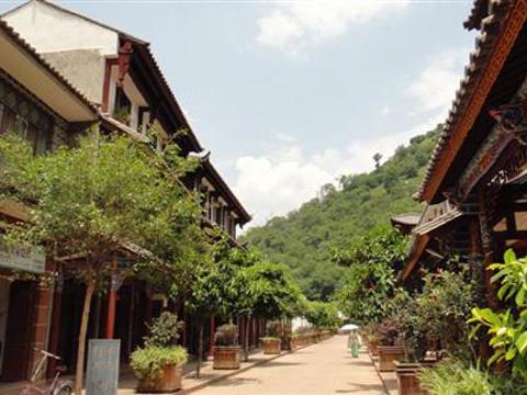 石羊古镇旅游景点图片