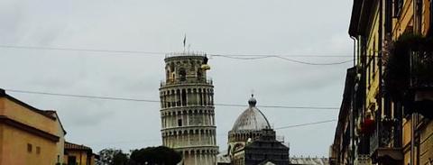 Paninando Verso La Torre