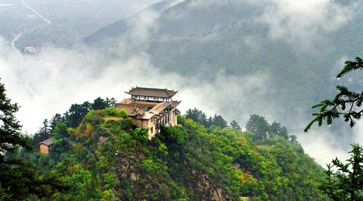 兴隆山旅游图片