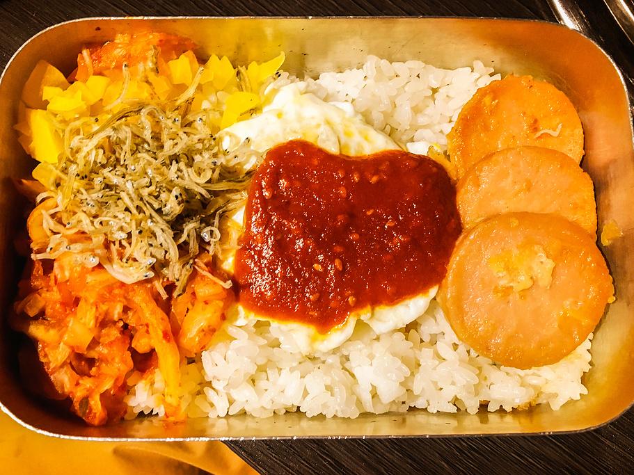 哈哈&金钟国401烤肉店(弘大店)