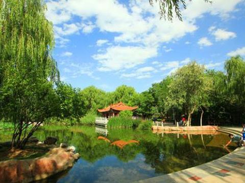 龙泉景观带旅游景点图片