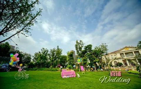 婚庆公园旅游景点攻略图