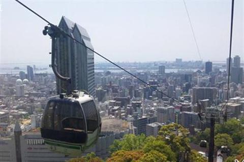 新神户索道的图片